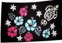 Sarongs - Hawaiian Flowers