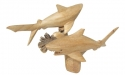 Wooden Sealife Animals