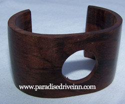 Whole Bali Sono Wood Bangle Supplier Xb07661
