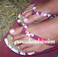 Rice straw sandals - Sandal wholesaler natural gift