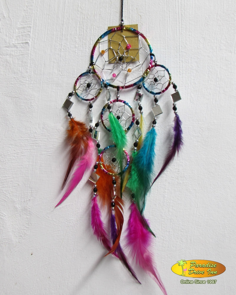 Wholesale bali dreamcatcher color paper with silver for Dreamcatcher beads meaning
