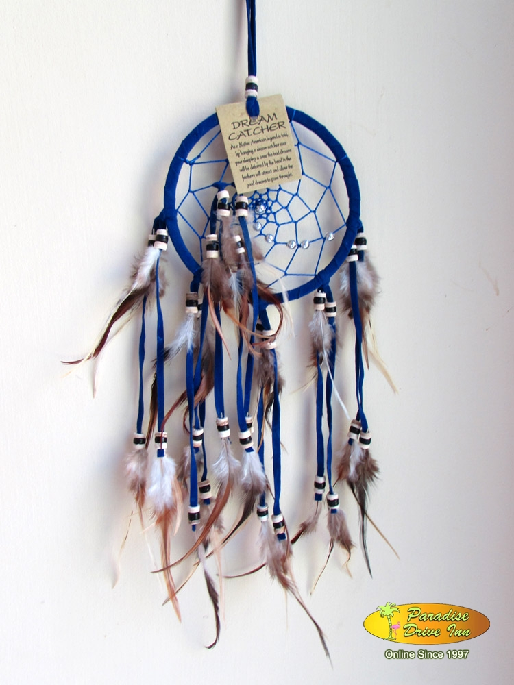 Wholesale bali dreamcatcher suede leather with beads for Dreamcatcher beads meaning